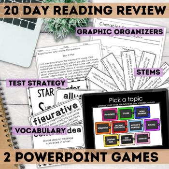 Smarter Balanced Test Prep Complete Set