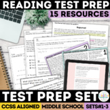 Smarter Balanced Test Prep Bundle Complete Set