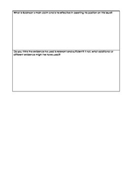 Smarter Balanced Test Prep English--9-11th grade