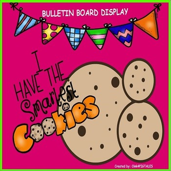 SMART COOKIE THEME POSTERS and BULLETIN BOARD DISPLAY