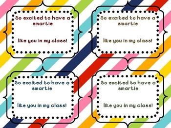 Smartie Cards