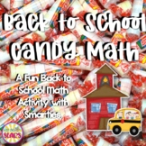 Smartie Math (A Fun Back to School Math Activity with Smarties)