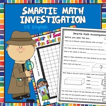 Math Investigation Smarties US