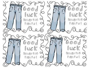 Smartie Pants Labels