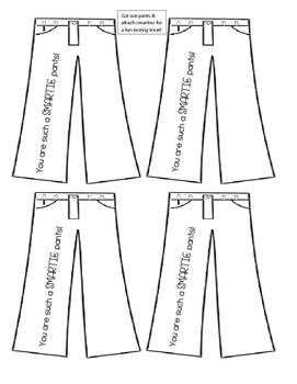 Smartie Pants Testing Treat