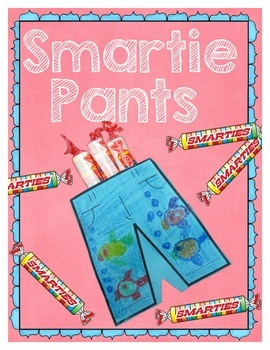"""Smartie"" Smarty Pants Reward Template"