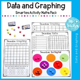 Smarties Data and Graphing Maths Pack