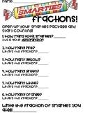 Smarties Fraction Activity