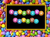 Smarties Math Mixed Topic Fun Lesson