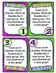 Smarties Task Cards (Division): 3rd Grade Math TEKS 3.4H