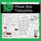 Smartphone App Template