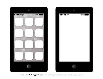 Smartphone Clip Art Smartphone Graphics