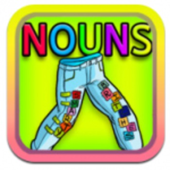 """Smarty Britches: Nouns"": Playtime with Nouns"