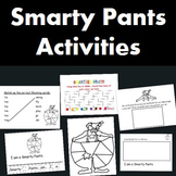 Smarty Pants Book Activities