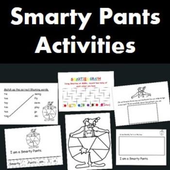 Smarty Pants Book Activities