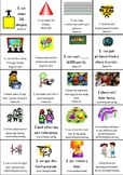 Smarty Pants Goal Setting for Prep Students Term 2