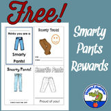 Smarty Pants Incentives or Rewards - Set of 4 FREE