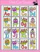 Owl Theme Alphabet Posters
