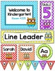Owl Theme Rainbow Labels for Classroom Jobs, Name Tags, Su