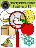 Smarty Pants Science: Experiments 1-5