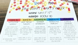 Smarty Party Spirit Week