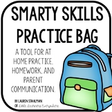 Smarty Skills Homework Bag