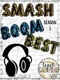 Smash Boom Best (Podcast Listen Sheet) - Season 1