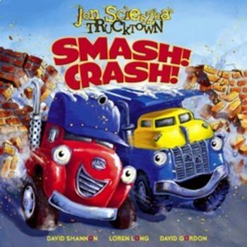 Smash Crash Amazing Words PPT