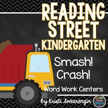 Smash! Crash! Unit 1 Week 5