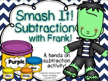 Smash It Subtraction with Frank!