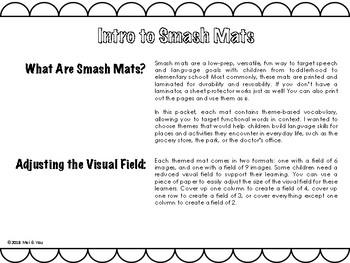 Smash Mat Central FREEBIE!