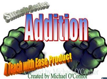 Smash Series - Addition
