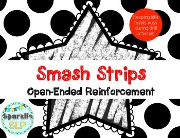 Smash Strips:  Open-Ended Reinforcement