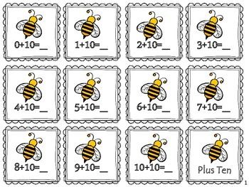 Smash the Bee: I Can Fluently Add (Within 20)