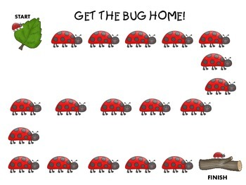 Smash the Bug for Language Practice