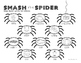 Smash the Spider s-blend FREEBIE