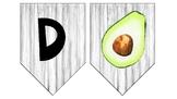 Smashed Apps - Fruit Theme (smashed avo pun)