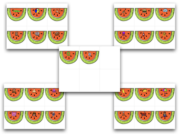 Smashin' Watermelon Letters And Beginning Sounds Creation