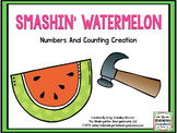Smashin' Watermelon Numbers And Counting Creation