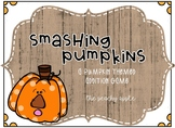 Smashing Pumpkins Addition Game