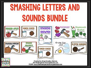 Smashing Letters & Sounds Bundle!