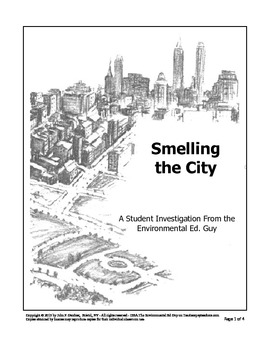 Smelling the City - A Student Investigation