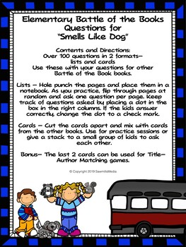 Smells Like Dog - EBOB