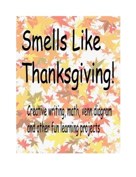 Smells Like Thanksgiving!