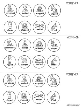 Smelly Sensory Unit for Speech Therapy {Discovering your sense of smell}