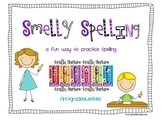 Smelly Spelling- A Fun Way to Practice Spelling Words