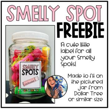 Smelly Spot Label Freebie
