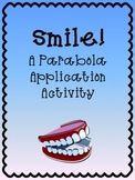 Quadratic Function Activity About Your Dental Arch