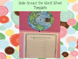Smile Around the World Craftivity