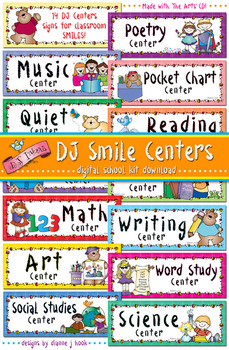 Smile Centers Printables Download